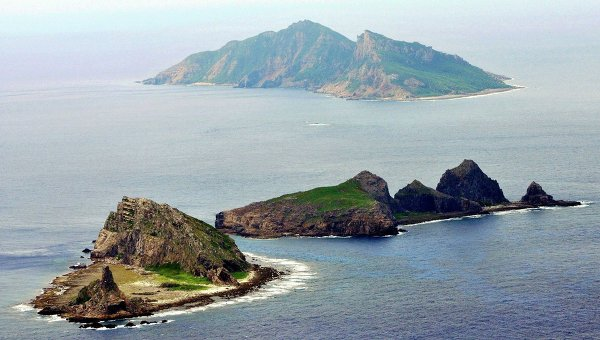 Islas Diaoyu o Senkaku en disputa entre China y Japón